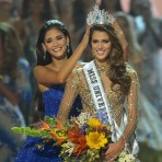 Iris Mittenaere, la francesa que le devolvió la corona a Europa tras ganar el certamen de Miss Universo