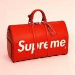Supreme x Louis Vuitton, la colección que debutó en PFW