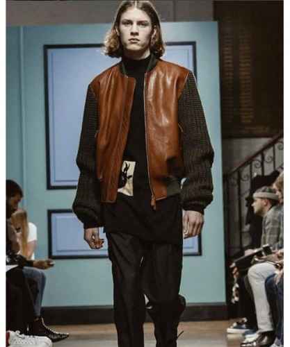 zach norton desfile vogue paris