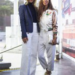 Valentina Hites y Celine Mahou