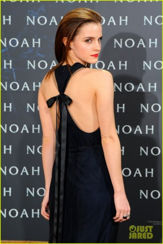 German Premiere of 'Noah' at Zoo Palast movie theater. Featuring: Emma Watson Where: Berlin, Germany When: 13 Mar 2014 Credit: Patrick Hoffmann/WENN.com