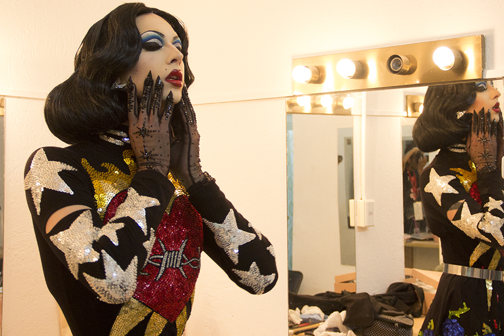 Fashion Report: Violet Chachki en Chile