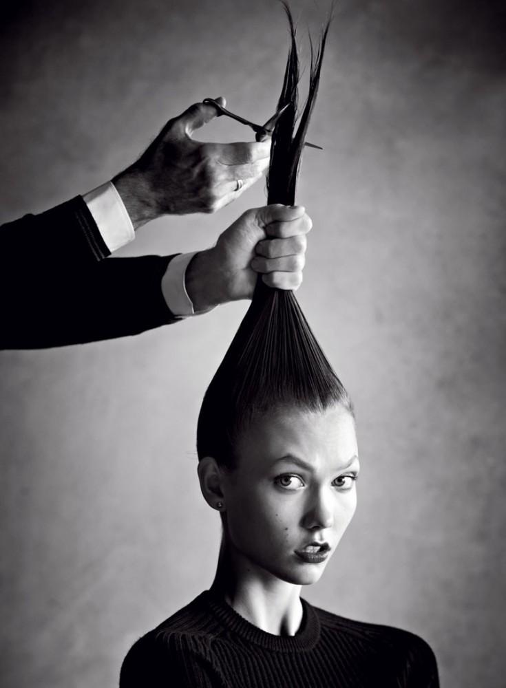 Karlie-Kloss-on-hairstylist-Garren-Defazios-The-Karlie