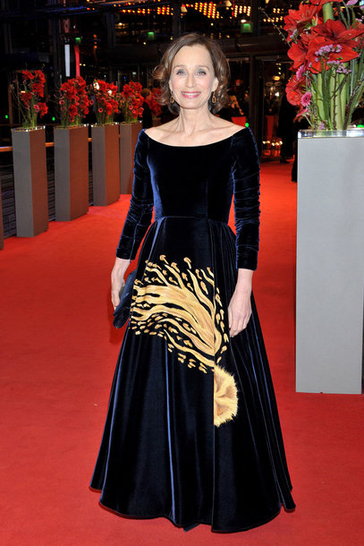 Kristin Scott Thomas Dior