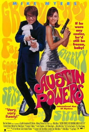 Pelicula Austin Power