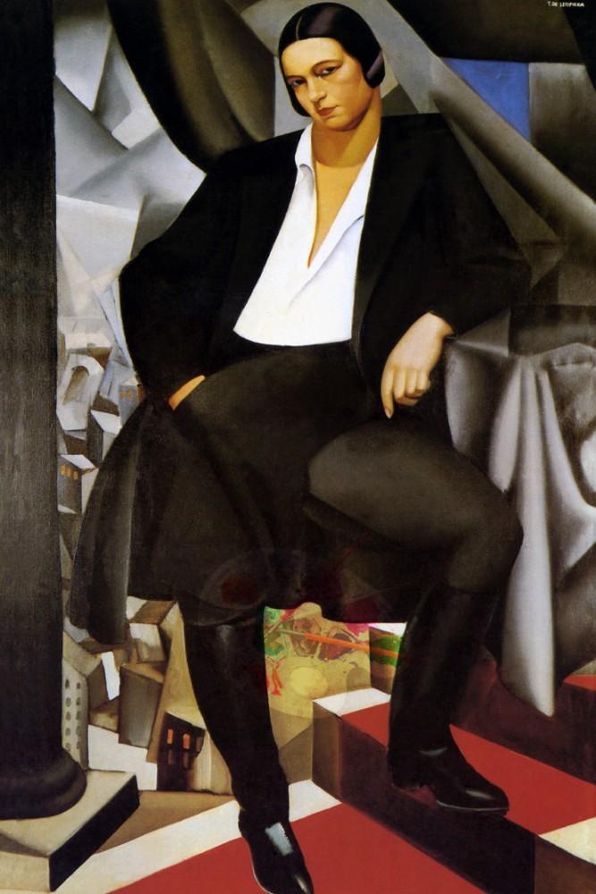Portrait of the Duchess of La Salle_126_86