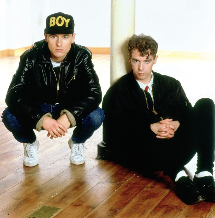 El estilo de los Pet Shop Boys