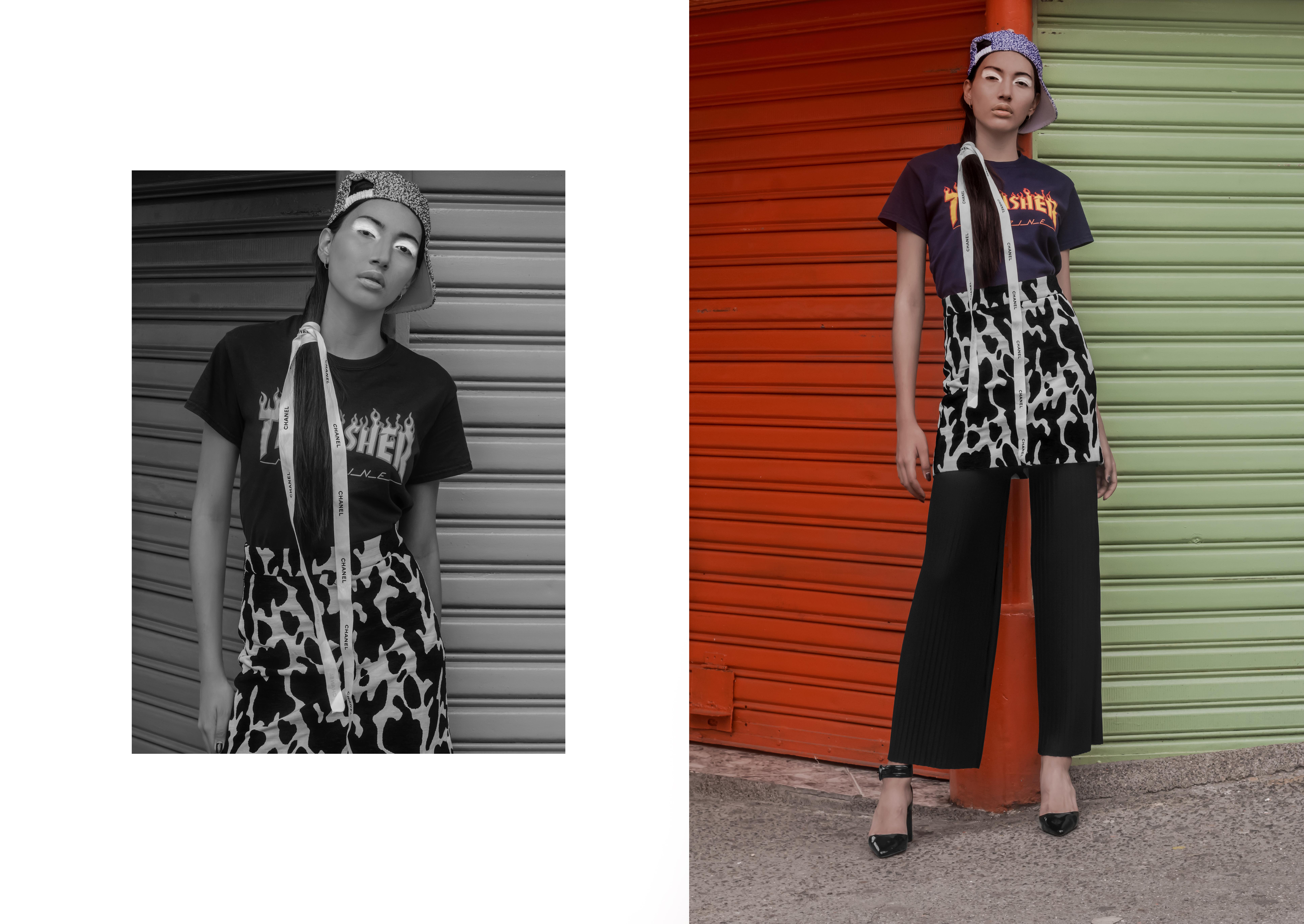 Editorial de Moda: Urban Dictionary bajo el estilismo de Aldemar Amarillo