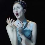 Anna Cleveland como Maria Callas, 2017