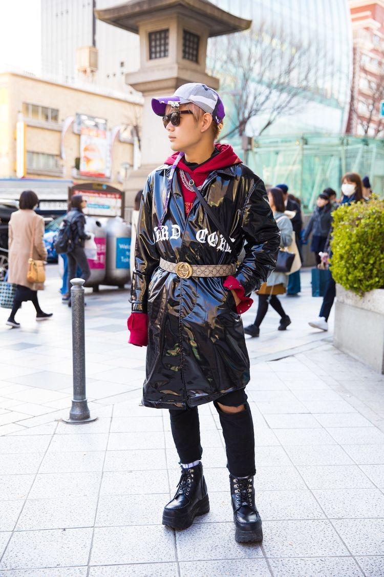 Inspiración visual: Los street style de Tokio Fashion Week Fall 2017