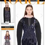 El primer número de Vogue Italia bajo Emanuele Farneti