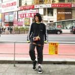 Yu Masui, uno de los más reconocidos fashionistas japonés