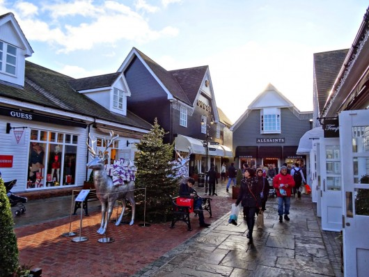 Outlet Bicester Village