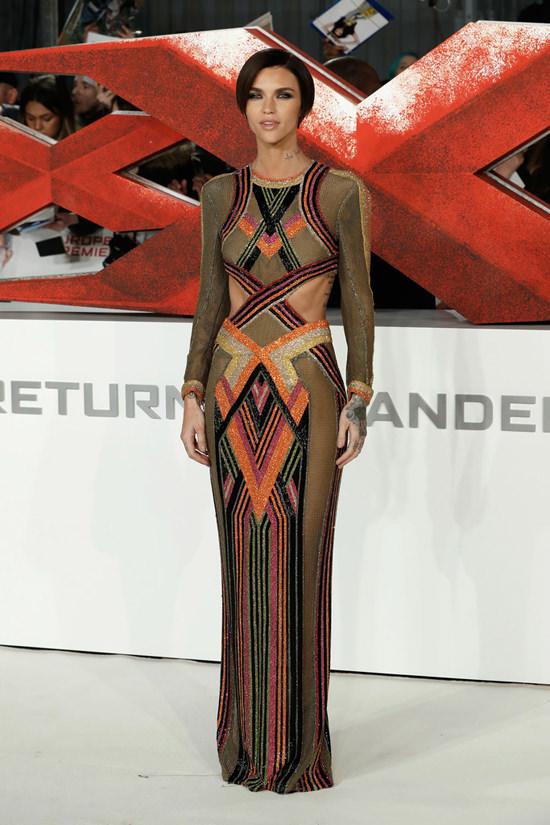 Ruby-Rose-XXX-Return-Xander-Cage-Movie-Premiere-Red-Carpet-Fashion-Balmain-Tom-Lorenzo-Site-2