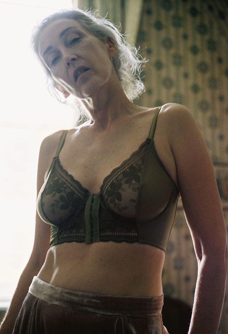 Mercy Brewer, la fabulosa modelo de 56 años