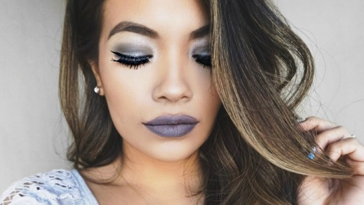 labios grises