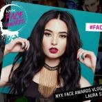 La youtuber y gurú del maquillaje, Laura Sánchez, llega a Chile de la mano de NYX Cosmetics