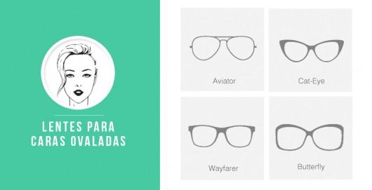 lentes ovaladas
