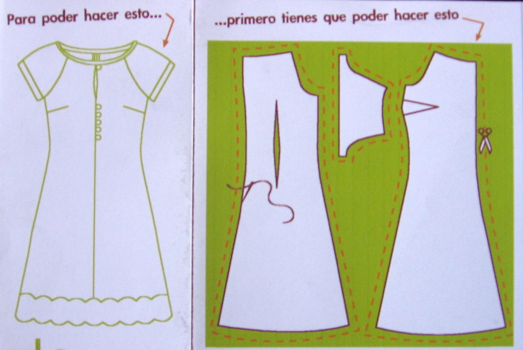 Patrones de costura. on Pinterest   Patrones, Vestidos and ...
