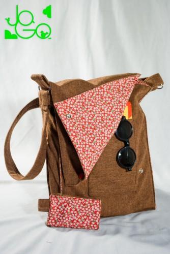 Lindos bolsos de tela reciclada viste la calle for Disenos de bolsos de tela