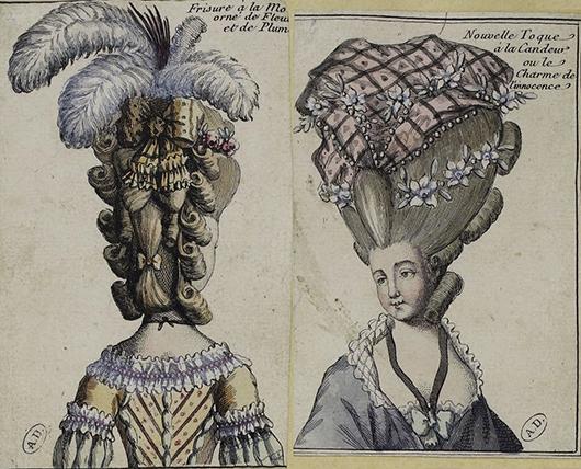 Fabuloso peinados siglo xix Colección De Cortes De Pelo Ideas - hairstyle of wigs - Viste la Calle